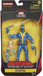 Marvel Legends Blue Deadpool 6IN AF