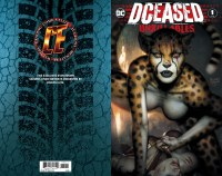 DCeased Unkillables #1 Ryan Brown Comics Elite Var