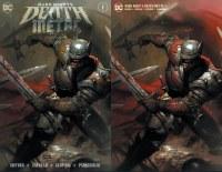 Dark Nights Death Metal #1 Ryan Brown Cover A & B Bundle