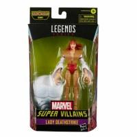 Marvel Legends Super VillainsLady Deathstrike 6IN AF