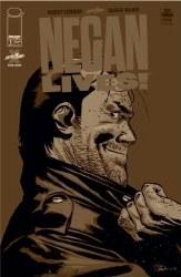 Negan Lives #1 Gold Var (Mr)