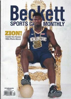 Beckett Sports Card Monthly