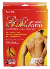 KW PAIN RELIEFHOT PATCH 24CT