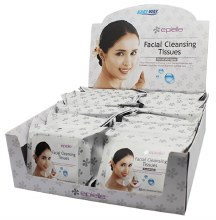 CLEANING TISSUES FACIAL 12CT