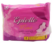 EPIELLE MAXI WITH WINGS 24/8CT