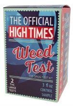 HIGH TIMES WEED TEST 2THC  3OZ