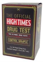 HIGH TIMES DRUG TEST 10PAN 3OZ