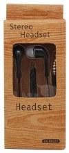 HEADSET W/MIC 12CT