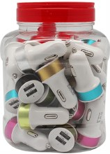 USB CAR CHARGER 36CT
