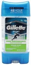 GILLETT CLEAR 3/3.8OZ PWR RUSH
