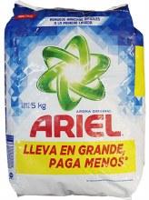 ARIEL DETERGENT 4/5KG