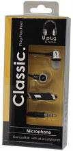 EARPHONE CLASIC W/MICRO 1CT