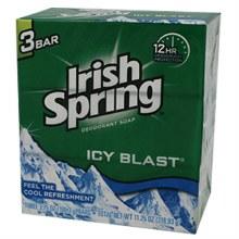 IRISH SPRING ICY BLAST