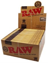RAW  KING SIZE SLIM 50CT