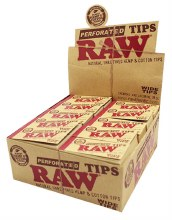 RAW PER HEMP & COTTON TIP 50CT