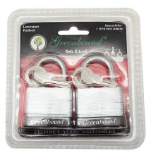 2 PACK LOCK BLISTER CARD 6CT