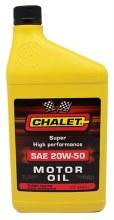 CHALET 20W-50 12/1QT