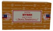 SATYA  MYRRH 12/15G