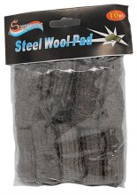 10PC STEEL WOOD PADS 24CT