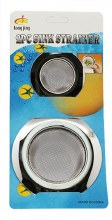 2PC SINK STRAINER 12CT