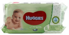 HUGGIES WIPE NATURAL CARE 56CT
