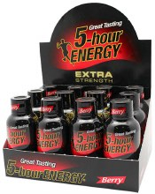 5 HR EXTRA STRENGHT BERRY