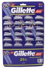 GILLETTE 24CT BOARD