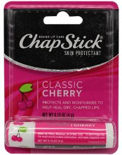 CHAPSTICK 24/1PK CHERRY CARDED