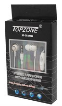STEREO EARPHONES W/MICRO 20CT