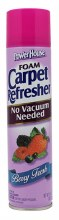 CARPET REFRESHNER BERRY 12CT
