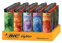 BIC ASTROLOGY LIGHTER 50CT