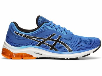 Asics Gel Pulse 11 Mens (Blue White Orange) 8