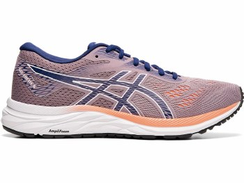 Asics Gel Excite 6 Ladies (Violet Navy Coral) 8