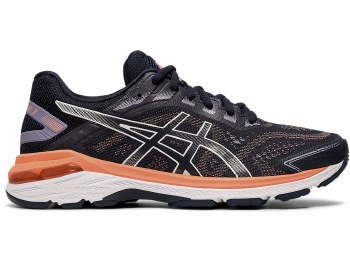 Asics GT2000 7 Ladies (Navy Coral White) 4.5