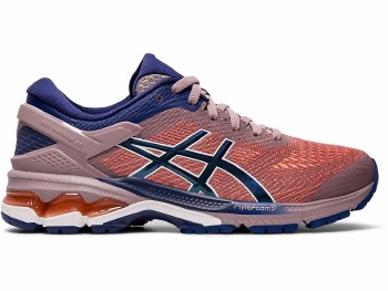 Asics Gel Kayano 26 Ladies (Violet Navy) 7