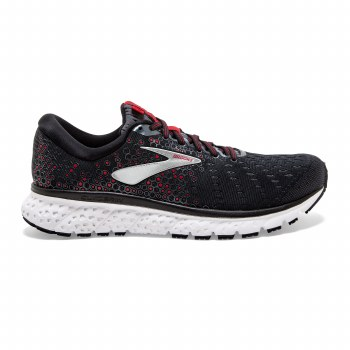 Brooks Glycerin 17 Mens (Black Red White) 11.5