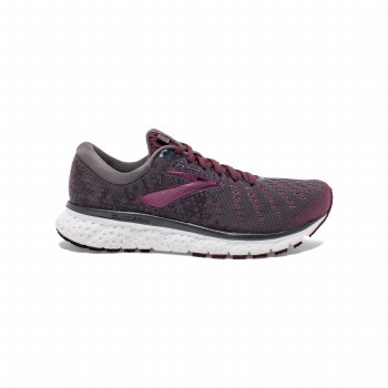 Brooks Glycerin 17 Ladies (Grey Purple) 6.5
