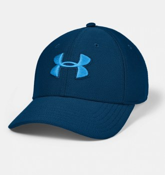 Under Armour Mens Blitzing 3.0 Cap (Dark Royal Sky) Large/XL