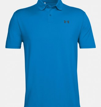 Under Armour Performance Golf Polo 2.0 (Electric Blue) M
