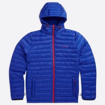 Animal Recast Padded Jacket (Blue Red) M