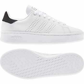 Adidas Advantage Bold Ladies (White) 5.5