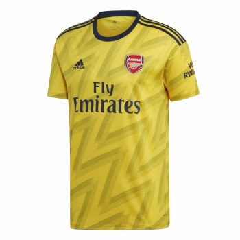 Adidas Arsenal Away Jersey 2019-2020 (Yellow) M
