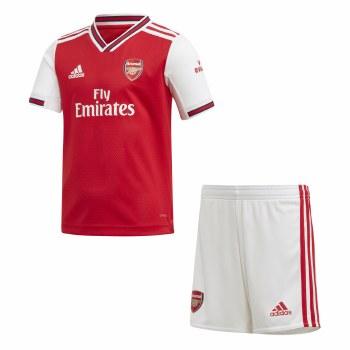 Adidas Arsenal Mini Home Kit 2019-2020 (Red White) 2-3