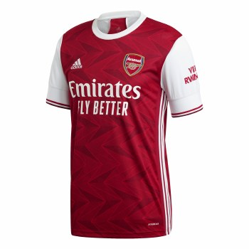 Adidas Arsenal Home Jersey Junior 2020/21 (Red White) 7-8