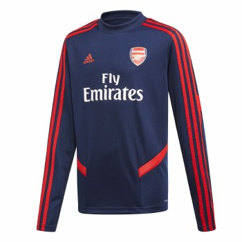 Adidas Arsenal Training Sweat 2019-2020 (Navy Red) 7-8