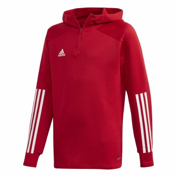 Adidas Condivo Track Hoody Youth (Red White) 9-10