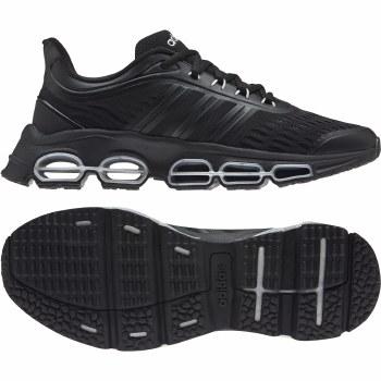 Adidas Tencube Mens (Black Silver) 10