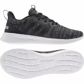 Adidas Puremotion (Marl Black Black White) 8.5
