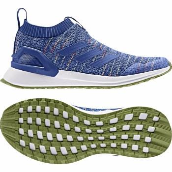 Adidas Rapida Run LL Knit Junior (Blue Multi) 4