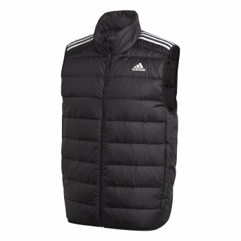 Adidas Essential Down Vest (Black) Small